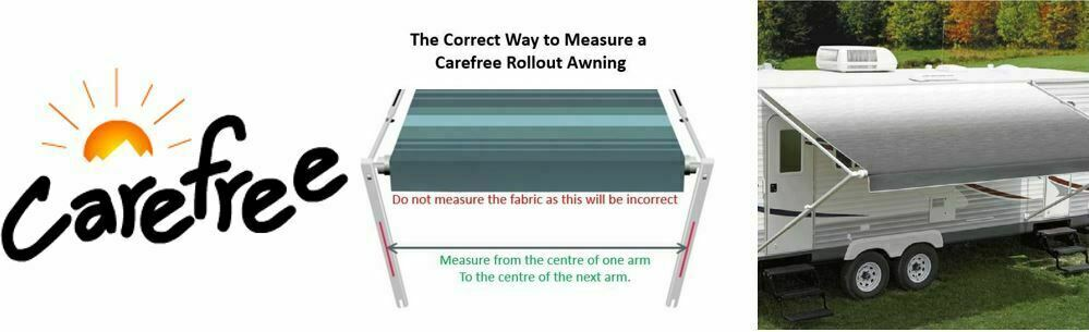 10ft 11ft 12ft Carefree Rollout Awnings Caravan Awnings Shop By Category