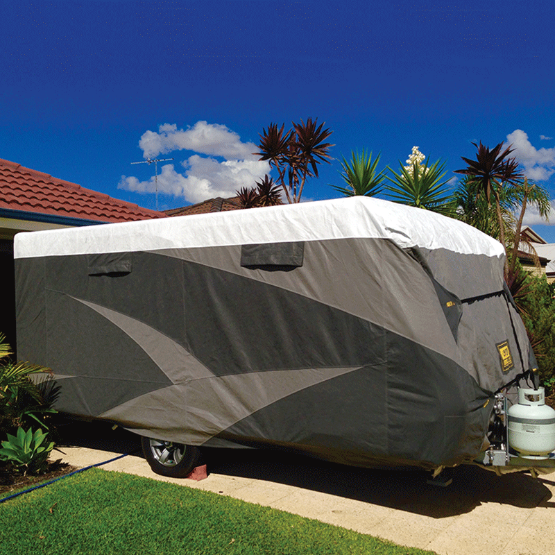 A Guide on Choosing the Right Caravan Cover